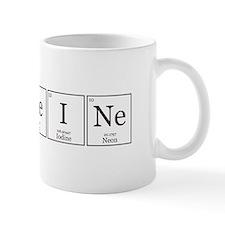 CaFFeINe [Chemical Elements] Mug