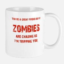 Zombies Chasing us! Mug
