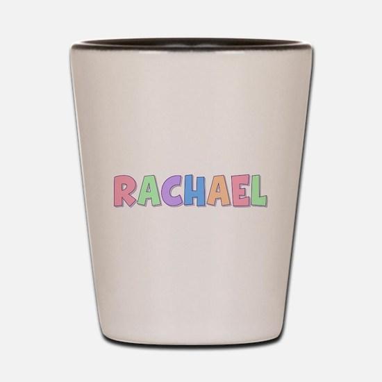 Rachael Rainbow Pastel Shot Glass
