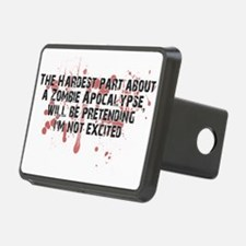 Zombie Apocalypse? Yes please! Hitch Cover