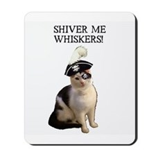 Pirate Cat 2 Mousepad