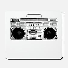80s, Boombox Mousepad