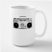 80s, Boombox Mug