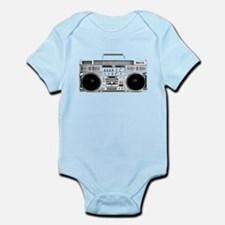 80s, Boombox Infant Bodysuit