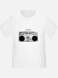 80s, Boombox T