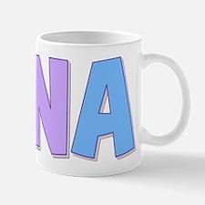 Nina Rainbow Pastel Mug