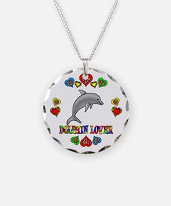Dolphin Lover Necklace