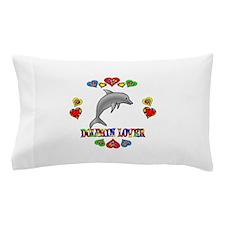 Dolphin Lover Pillow Case