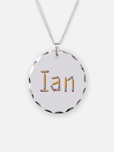 Ian Pencils Necklace