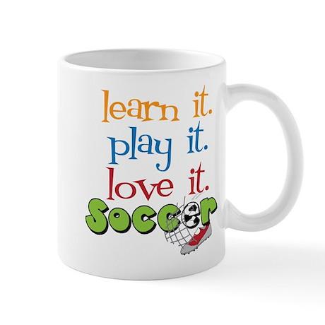 Learn It Mug