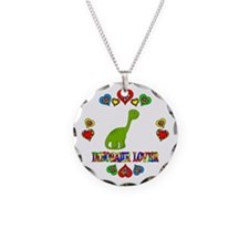 Dinosaur Lover Necklace