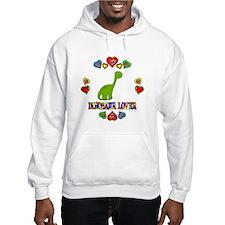 Dinosaur Lover Hoodie