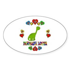 Dinosaur Lover Decal
