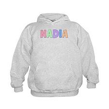 Nadia Rainbow Pastel Hoodie