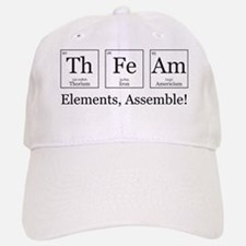 Elements, Assemble! Baseball Baseball Cap