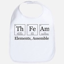 Elements, Assemble! Bib