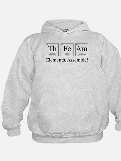 Elements, Assemble! Hoodie