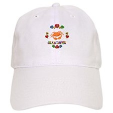 Crab Lover Baseball Cap
