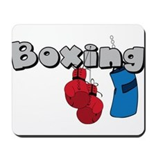 Boxing Mousepad