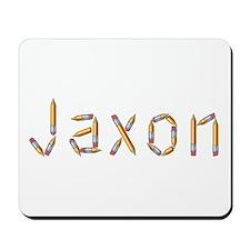 Jaxon Pencils Mousepad