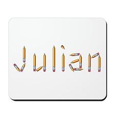 Julian Pencils Mousepad