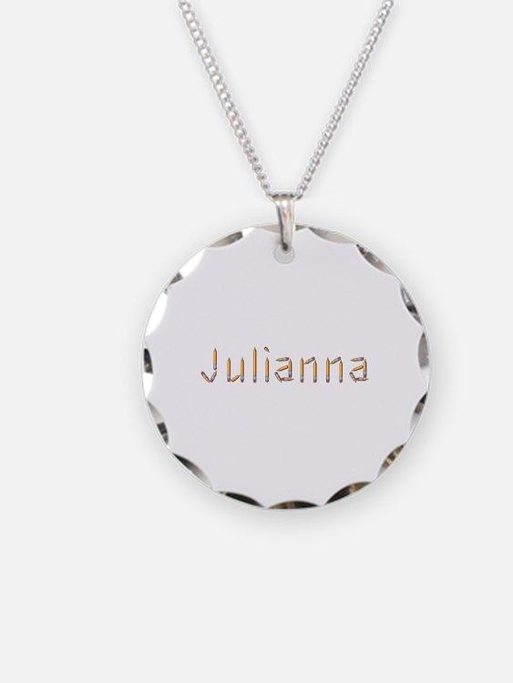 Julianna Pencils Necklace
