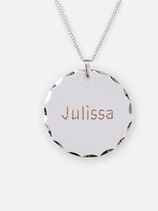 Julissa Pencils Necklace