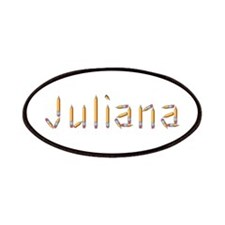 Juliana Pencils Patch