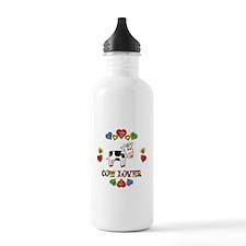 Cow Lover Water Bottle