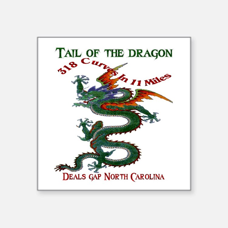 Deals gap tail dragon stickers