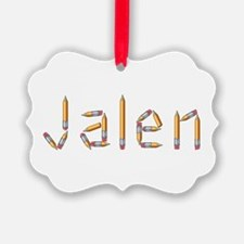 Jalen Pencils Ornament