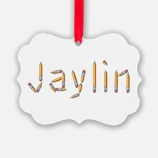 Jaylin Pencils Ornament