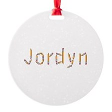 Jordyn Pencils Ornament