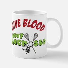Play Lacrosse Mug