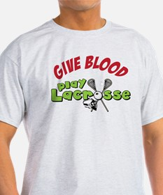 Play Lacrosse T-Shirt