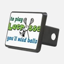 You'll Need Balls Hitch Cover