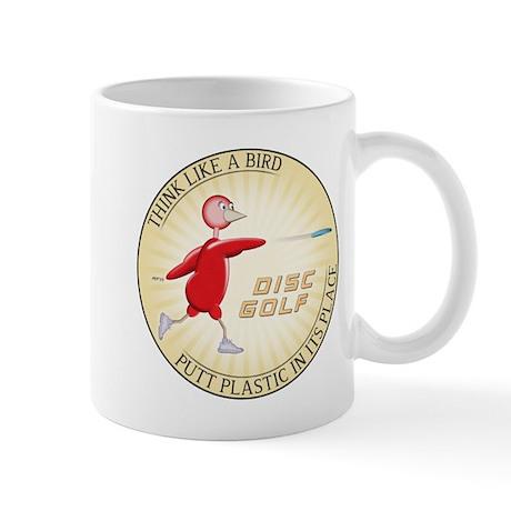 Think Like A Bird #1 Mug