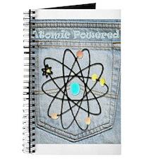 Denim Pocket Atomic Powered II Journal