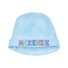Mckenzie Rainbow Pastel baby hat
