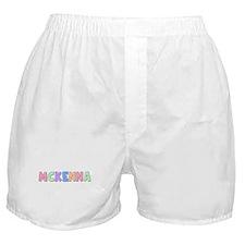 Mckenna Rainbow Pastel Boxer Shorts