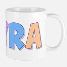 Mayra Rainbow Pastel Mug