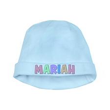Mariah Rainbow Pastel baby hat