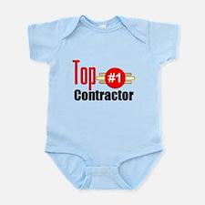 Top Contractor Infant Bodysuit