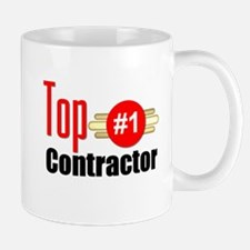 Top Contractor Mug