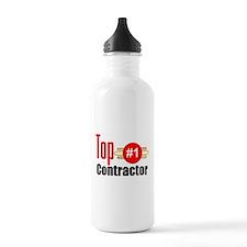 Top Contractor Water Bottle