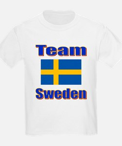 Team Sweden Kids T-Shirt