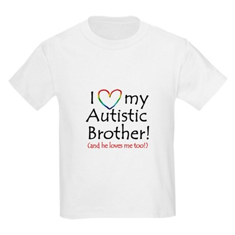 Autistic Bro Bib.jpg T-Shirt