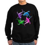 4 Geckos 4 Sweatshirt (dark)