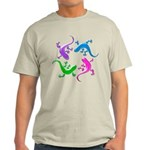 4 Geckos 4 Light T-Shirt
