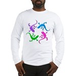 4 Geckos 4 Long Sleeve T-Shirt